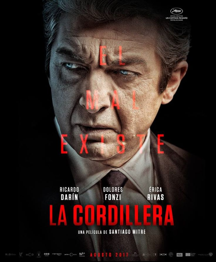 Dumbo Trailer Y Fecha De Estreno: LA CORDILLERA - CINE ARGENTINA POSTER
