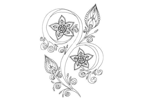 78 best patterns images on pinterest drawings pyrography and drawing - Coloriage pour adulte gratuit ...