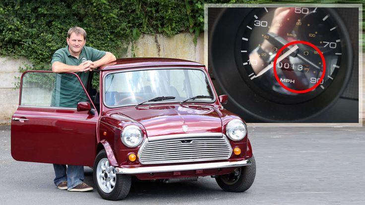 Seltenes Mini-Angebot: Dieser 25 Jahre alte Mini ist neuer als ein Neuwagen