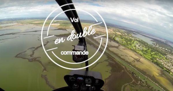 Devenir pilote d'hélicoptère, vol d'initiation