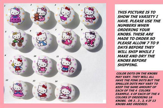 8 Hello Kitty Dresser Drawer
