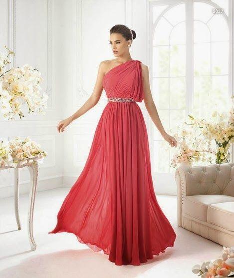 Fantásticos Vestidos de noche para la mujer de hoy | Moda 2014