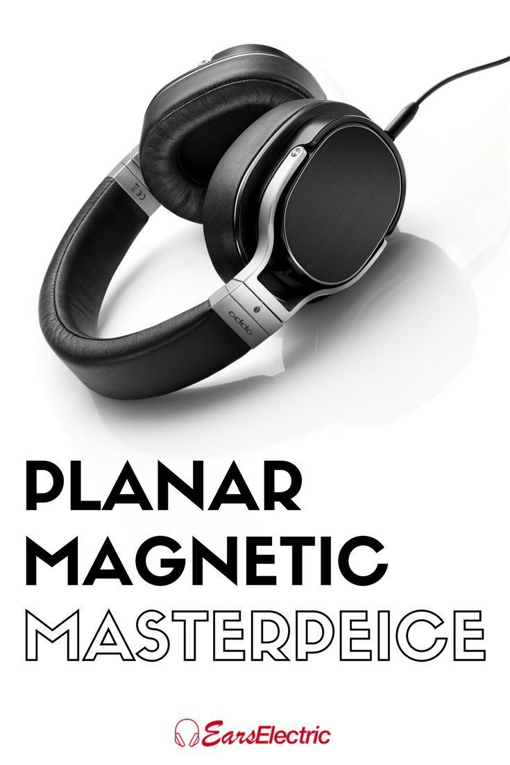 These incredibly accurate Planar Magnetic headphones are an absolute masterclass in audio quality from a closed-back over-ear headphone design