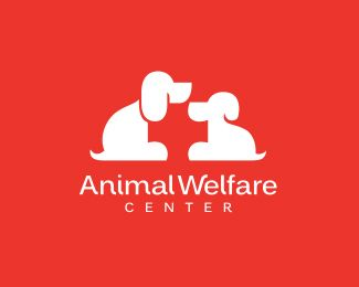 This is the cutest logo design for a vet or animal advocacy organisation