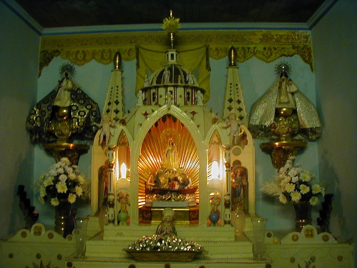 17 Best Images About Shrines And Altars On Pinterest: Over-the-top Home Shrine!
