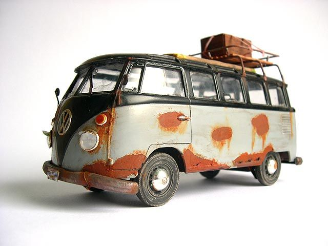 vw typ 2 t1 samba bus scale models volkswagen bus. Black Bedroom Furniture Sets. Home Design Ideas