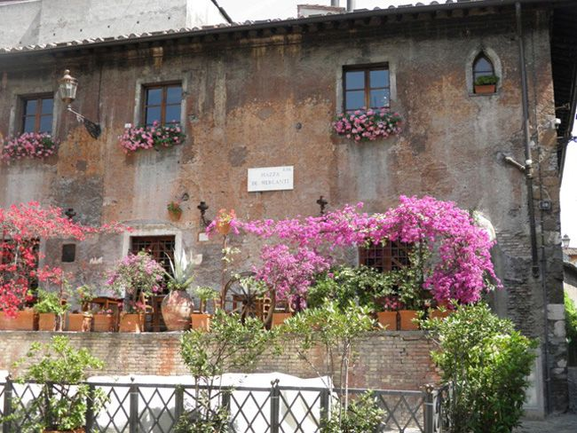 Bed and Breakfast in Rome - Arco del Lauro - Arco del Lauro