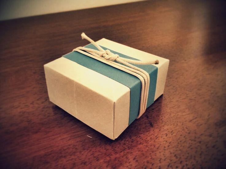 For men - gift box