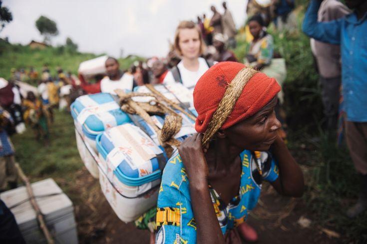 Acompanhando os passos de uma campanha de vacinação no leste da Rep. Democrática do Congo | MSF