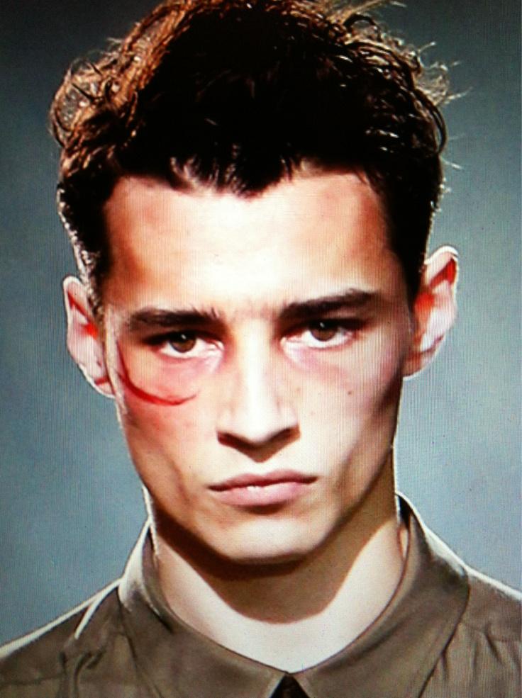 Guy Makeup Youtube: Man Makeup Model