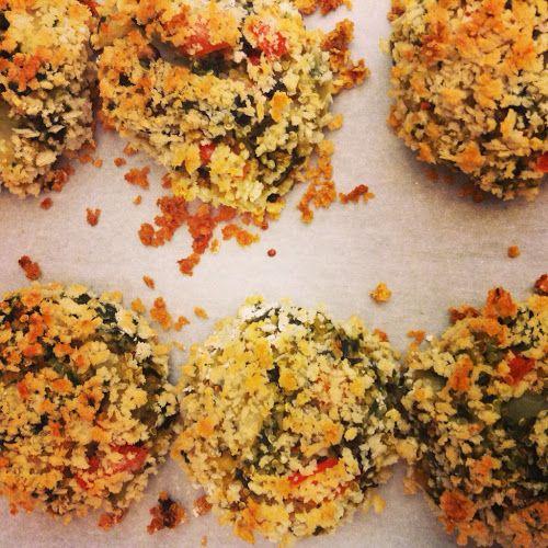 Panko-Baked Veggie Quinoa Cakes | Quinoa | Pinterest
