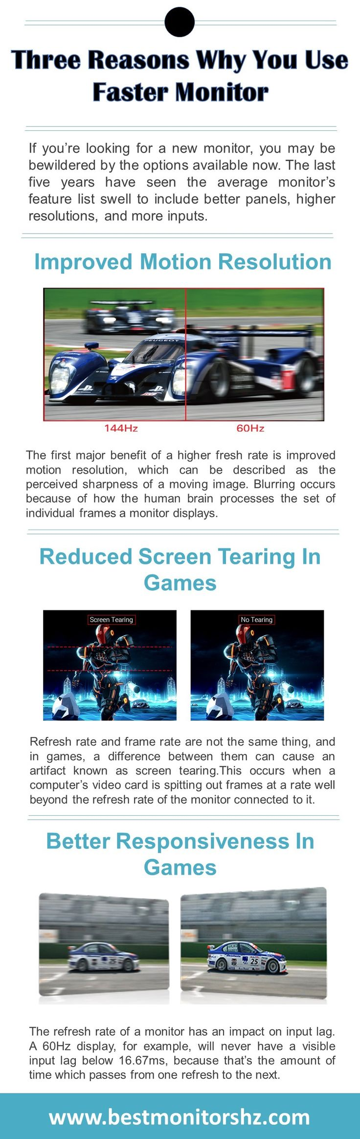 10 best Top 10 Best Gaming Monitors Reviews in 2016 images on ...