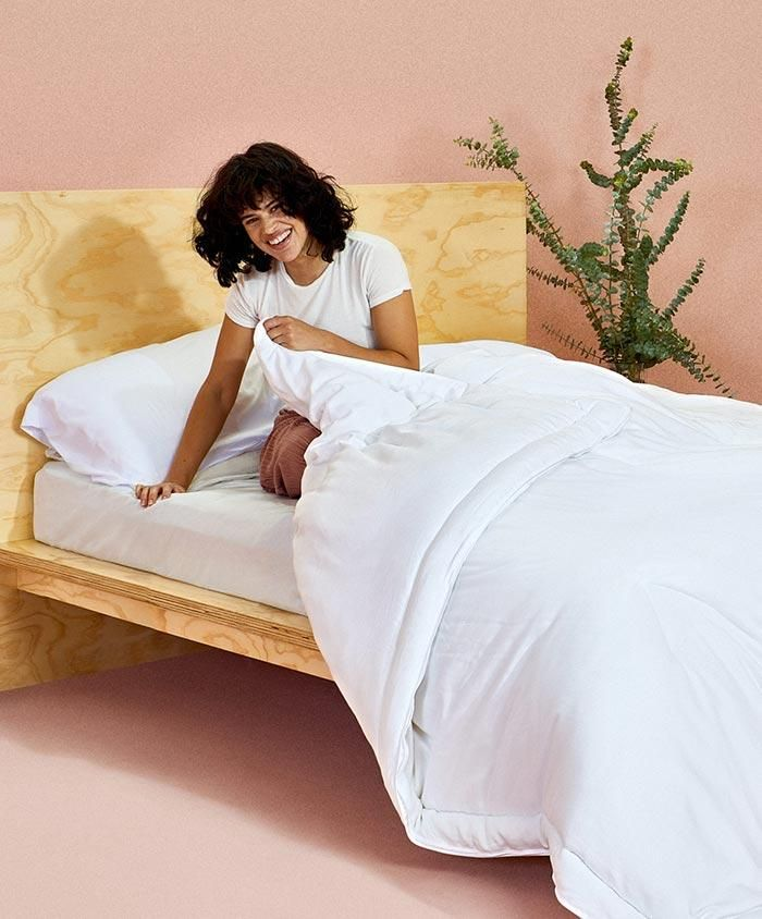 Eco Friendly Comforter Made With Eucalyptus Fiber The Most Comfortable Comforter On Earth Buffy Cool Comforters Beautiful Blankets Comforters