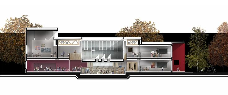 Gallery - Chiarano Primary School / C+S Architects - 20
