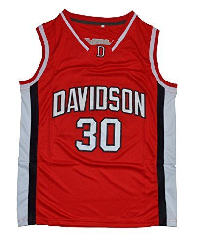 CRISGIORD Men's Davidson Wildcats College Basketball NO.30 Stephen Curry Jersey  http://allstarsportsfan.com/product/crisgiord-mens-davidson-wildcats-college-basketball-no-30-stephen-curry-jersey/  Cheer for the basketball player,show your team spirits Imported Screen Stitched name, numbers and logos