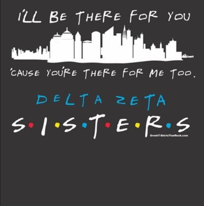 I AM IN LOVE WITH THIS IDEA!! Think of it on Black v-necks, and it saying 'bid day 2013' instead of sisters!!