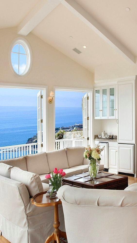 Denize Nazır Ev Denince Aklına Sadece Yazlık Gelenleri Uyandıran 35 Deniz Manzaralı Ev
