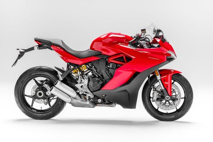 New 2017 Ducati SuperSport