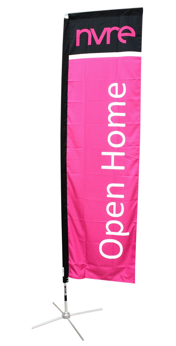 Hot pink gets major attention in crowds! Can't look away....So pink! Get your printed Hanging banner and loads of other outdoor promotional products at www.staroutdoor.com.au