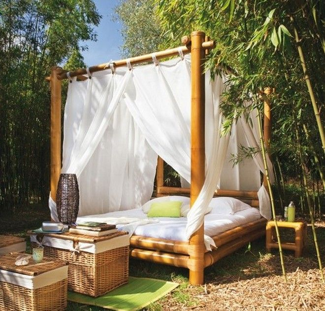 Outside-Canopy-Bed-Design.jpg (660×631) & 45 best Canopy Bed images on Pinterest | Bedroom ideas Bedrooms ...