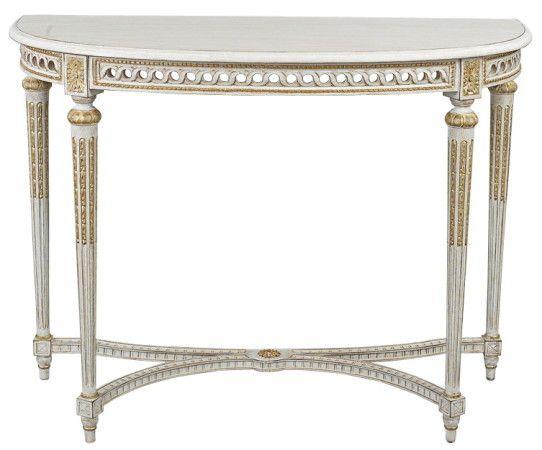 louis j solomon louis xvi console table traditional styles pinterest louis xvi products. Black Bedroom Furniture Sets. Home Design Ideas