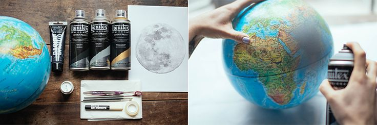 DIY TO THE MOON AND BACK