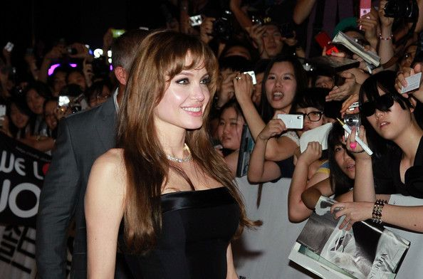 "Angelina Jolie Photos: ""Salt"" South Korea Premiere"