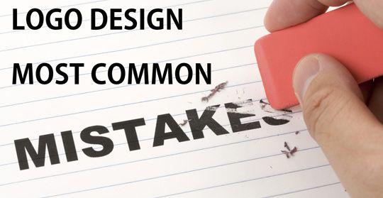 Ten Most Common Mistakes in Logo Design