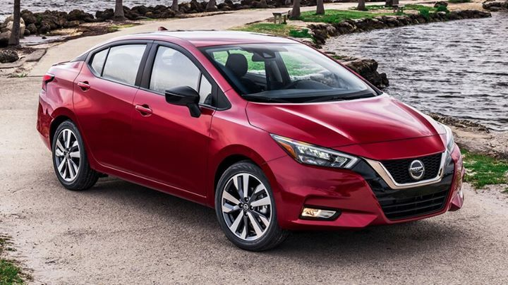 The 2020 Nissan Versa Is Offered In Three Models S Sv And The Sporty Sr Which Adds An Extra Touch Of Sportiness Nissan Versa Nissan Almera