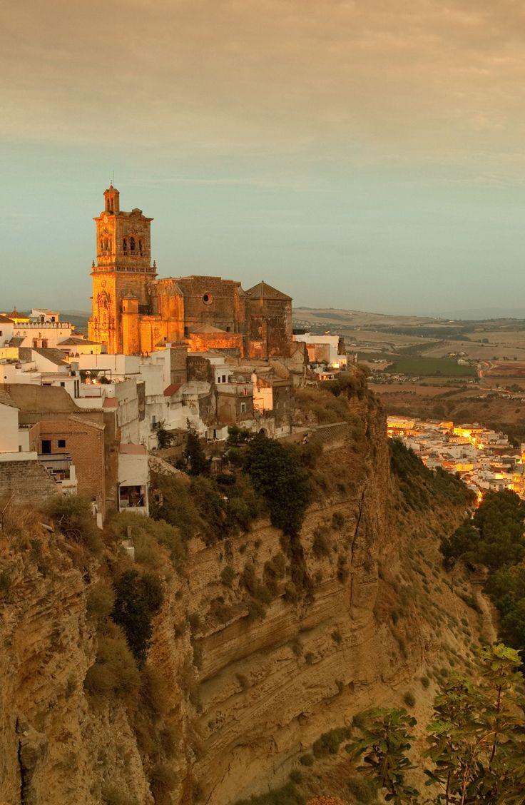 Spain's quintessential hill town — Arcos de la Frontera.