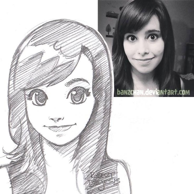 Pencil portraits violynn 94 sketch by banzchan on robert de jesus discover the secrets of drawing realistic pencil portraits let me show you how you