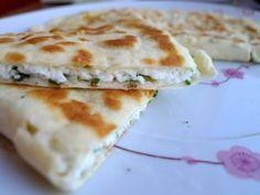 Cheese Gozleme Recipe   Turkish Style Cooking
