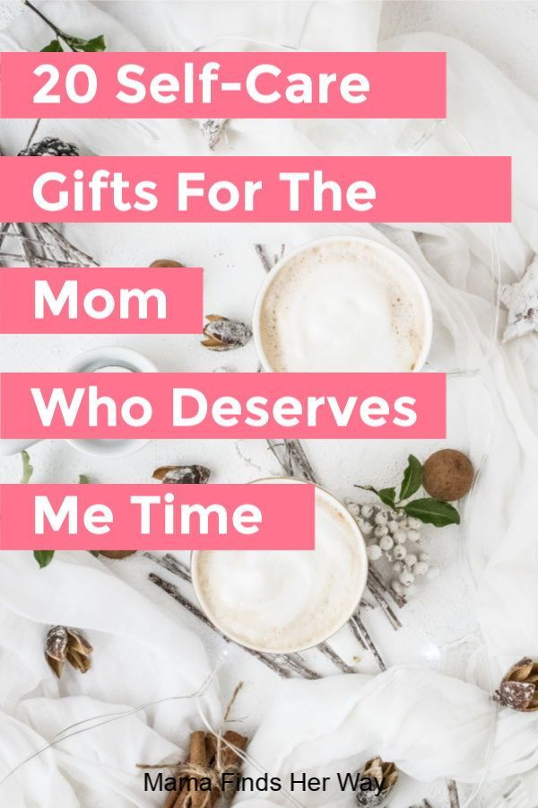10 Awesome Self Care Gifts For Women