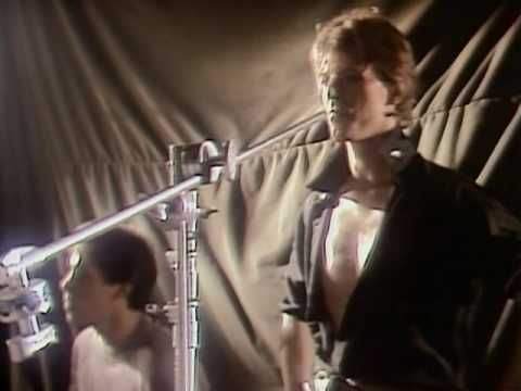 VIDEO- David Bowie - Fashion - this video/ song is what went through my head for over a month every day/ all day while I re-coded the EnGAYged Weddings website! {{TRUTH}} ;-)