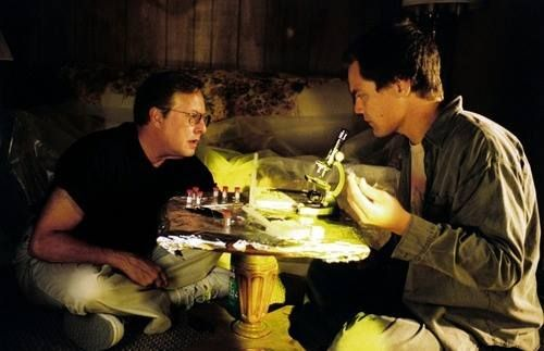 William Friedkin and Michael Shannon (dir; William Friedkin, 2006) BUG