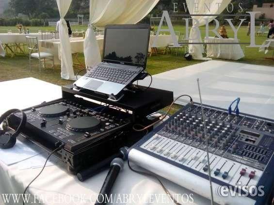 Alquiler de Dj y Sonido CONTRATA UN DJ PARA TU CUMPLEAÑOS Y SOLO EN .. http://lima-city.evisos.com.pe/alquiler-de-dj-y-sonido-id-608811