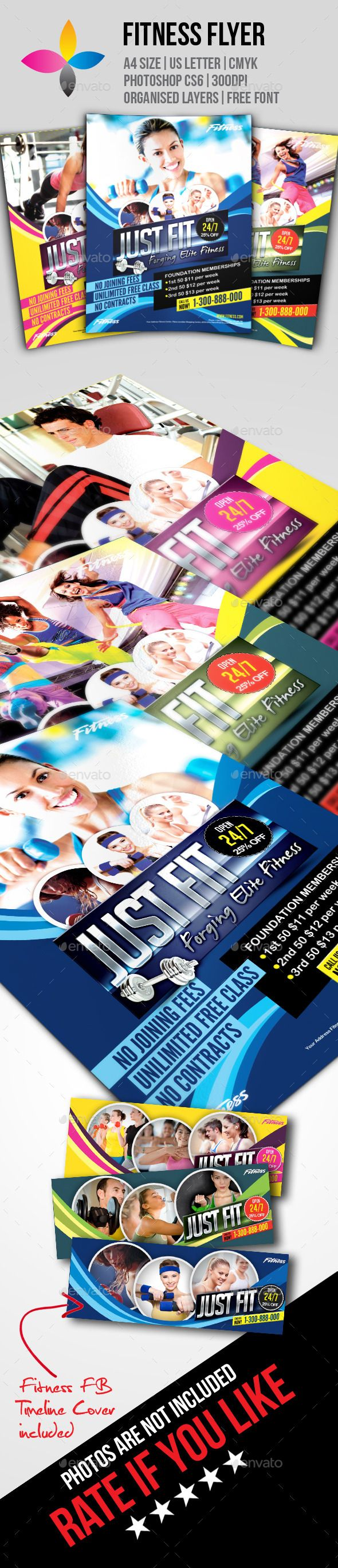 Zumba flyer design zumba flyers - Fitness Flyer Flyer Designzumbaprint