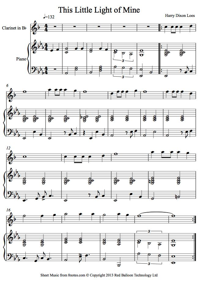 10 best Music images on Pinterest | Sheet music, Clarinet and ...