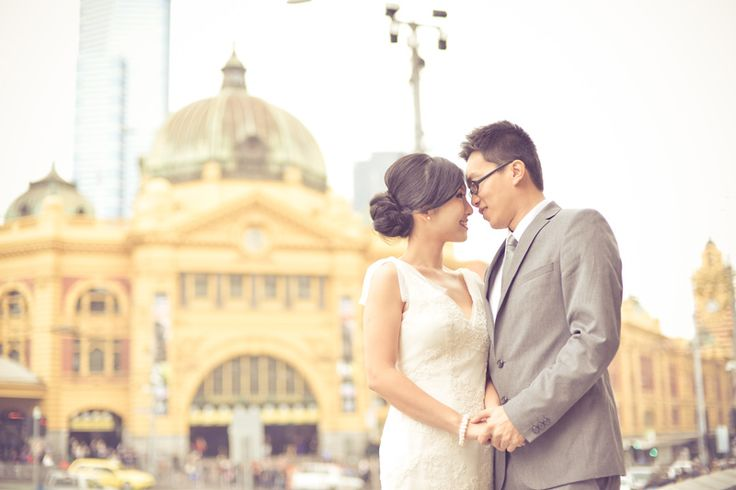 Prewedding | Amour à Melbourne | Andrew Yep Photographie