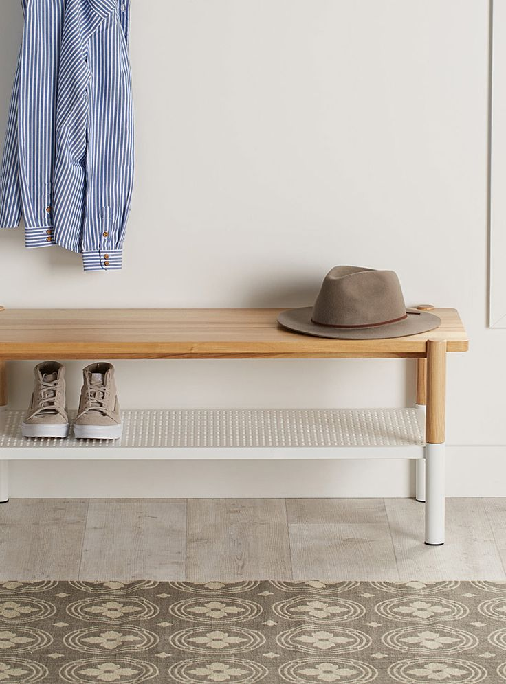 les 25 meilleures id es de la cat gorie bancs de stockage de chaussures sur pinterest stockage. Black Bedroom Furniture Sets. Home Design Ideas