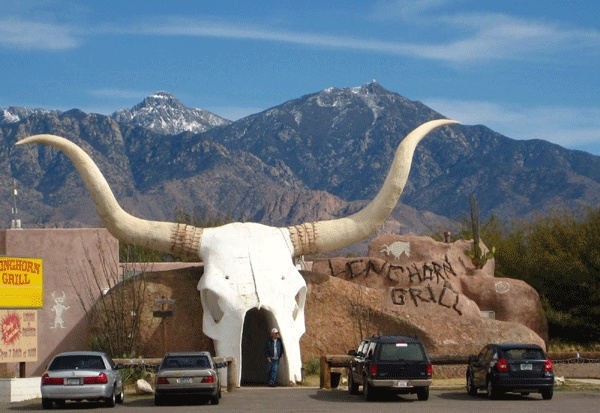 Longhorn Grill Green Valley, AZ