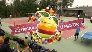Los chicos de nutrición celebraron su día junto con la carrera de kinesiología. Mira en este video como disfrutaron de un día lleno de actividades y deporte #UMayor
