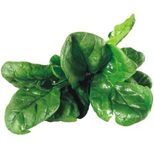 Rychlý a jednoduchý špenát