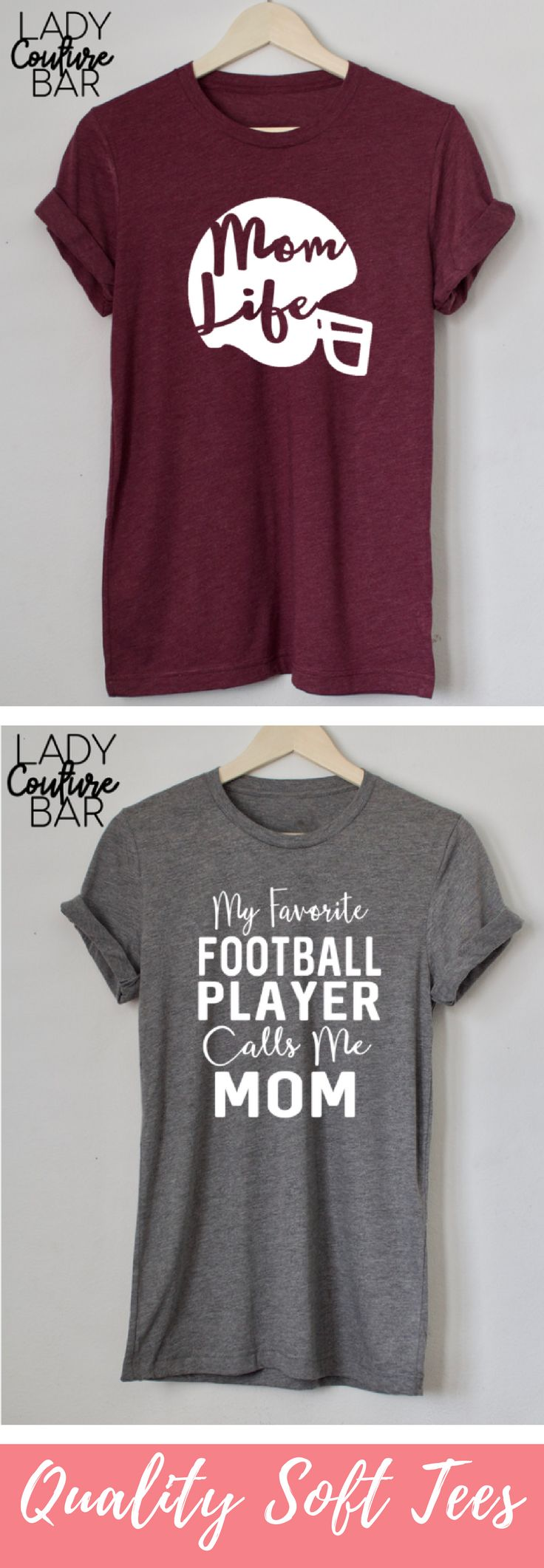 My favorite Football Players call me MOM! ❤️