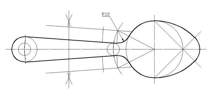 ... Dibujo Técnico, que le permita elaborar elementos de representación gráfica bidimensional y tridimensional, mediante dibujos hechos a mano alzada y con ...