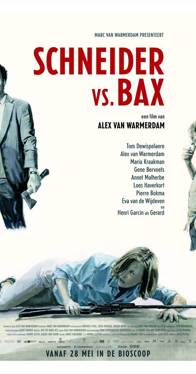 Directed by Alex van Warmerdam. With Tom Dewispelaere, Alex van Warmerdam, Maria Kraakman, Gene Bervoets. On his birthday, a hitman reluctantly takes on the easy task of killing a writer, only to find the job a lot more difficult than expected.