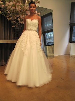 Judd Waddell wedding gown