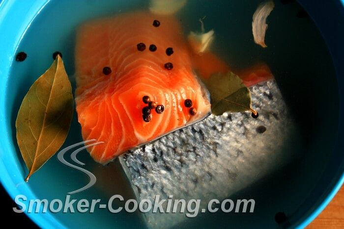Creating great cold smoked salmon at home takes time! This salmon smoking tutorial teaches how to cold smoke salmon, and includes tips for making a home made cold smoker.