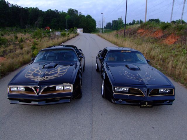 "burt reynolds and trans am | Pontiac Trans Am ""Burt Reynolds édition"""