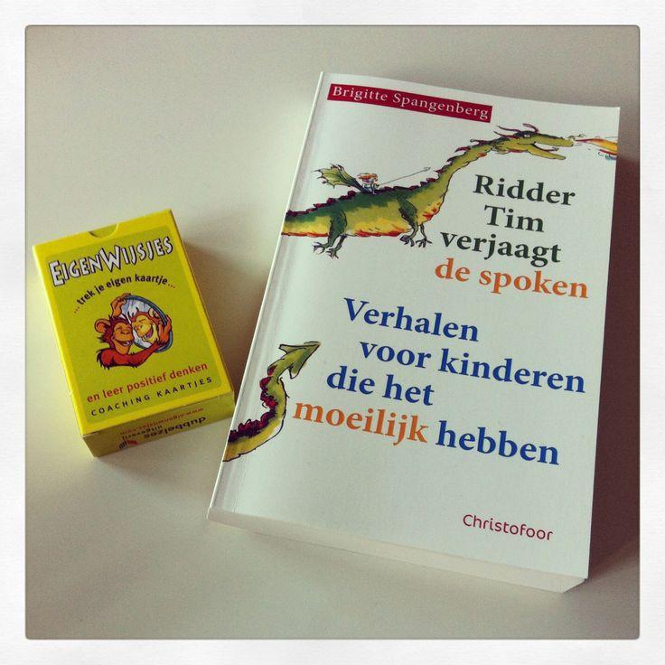 Fijne kaartjes en boek om mee te werken voor oa kindercoaching